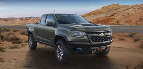 Чип тюнинг Chevrolet  Colorado