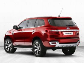 Чип тюнинг Ford  Everest / Endeavour