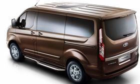 Чип тюнинг Ford  Tourneo