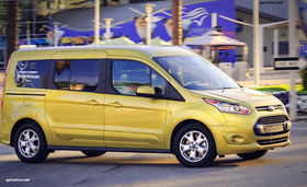 Чип тюнинг Ford  Transit Connect