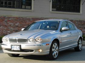 Чип тюнинг Jaguar  X-Type