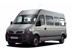 Чип тюнинг Nissan  Interstar