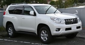 Чип тюнинг Toyota  Land Cruiser 150